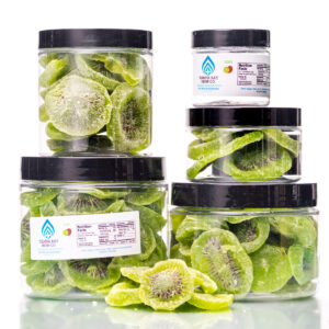 CBD Dried Fruit, Kiwi